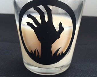 Creepy Hand Candle Holder - Halloween Inspired