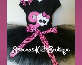 Monster High tutu set