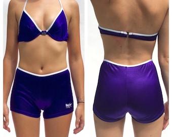 90's Mossimo Boyshort Bikini