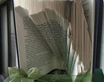 Florida Outline Book Folding Pattern