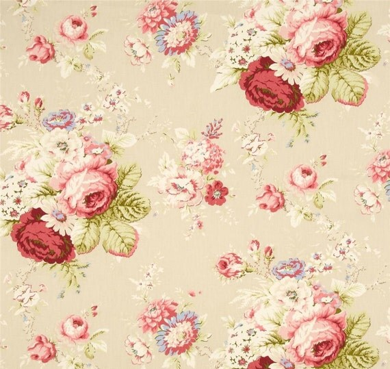 ... blue pink rose ivory Extra long Extra Wide 72 x 84 108 shower curtain