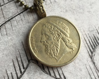 eaahnikh ahmokpatia coin 1992