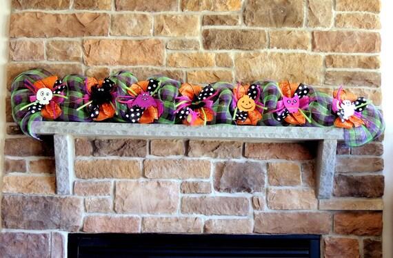 like this item - Deco Mesh Halloween Garland