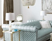 WHITE FAUX FUR Pillow Cover, fluffy pillow, white, cream, cushion cover,