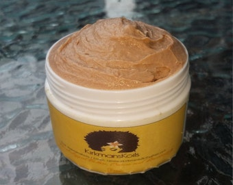 Chocolate Banana Deep Conditioning Masque-Coconut Free-Protein Sensitive Hair