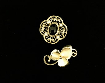 Set of 2 Vintage Brooches                   VG1898