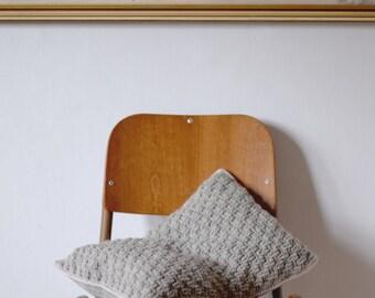 Heather Crochet Cushion Pattern