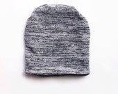 Matrix Grey Slouchy Beanie, slouchy beanie, baby beanie, hipster baby, baby shower, baby hats, baby boy clothes, baby girl clothes, grey hat