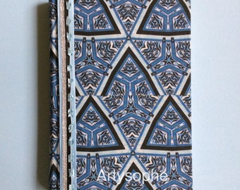 Blue and Black Book