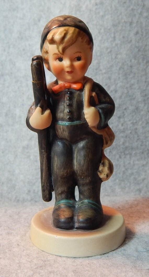 Hummel Figurine, Chimney Sweep, mold 12 2/0, TMK 3.