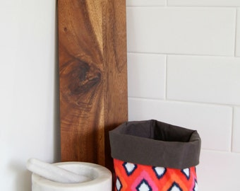 LittleBibbi Fabric Storage Bin - Small