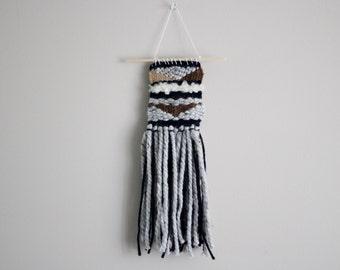 Neutral Colors Mini Weaving