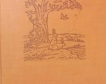 A Look Out Yonder - Signed First Edition by Author and Illustrator Valenti Angelo
