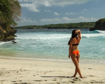 Tahiti   Custom made sport bikinis