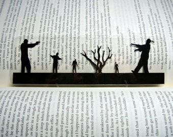 Zombie Hunter Bookmark