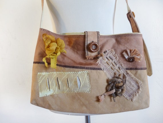 Cross Shoulder Bag from DesertValleyCrafts