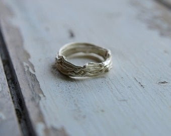 Doodle ring / / designer jewellery / / silver / / unique / / engagement / / wedding / / gift