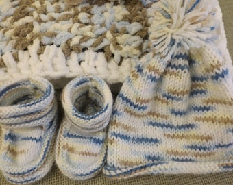 Hand-Crafted Baby Gift Set