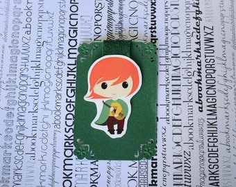 Kvothe magnetic bookmark name of the wind