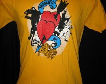 "NEW! ""ED DOUCHEBAG"" Ed Hardy Parody T-shirt - Free Shipping!"