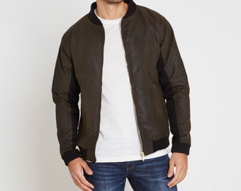 Mens bomber jacket - Temple