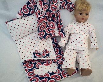 "18"" Doll Sleeping Set"