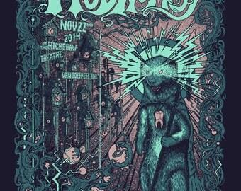 Mudhoney poster 11-22-14