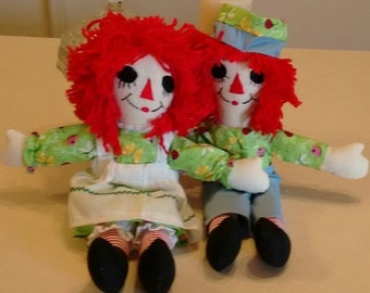 15 in Raggedy Ann and Andy