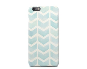 Faded Chevron Pattern iPhone 6 Case - iPhone 6 Plus Case - iPhone 5 Case - iPhone 5S Case - iPhone 5C Case
