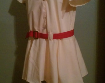 Rockford Peaches Costume from A Leauge of Their Own Adult Sizes