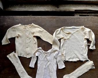 Antique Baby Underwear Collection