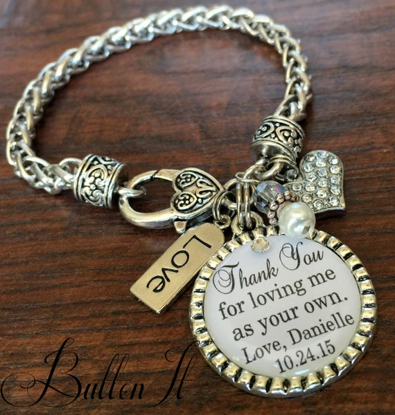 Gift From Bride To Mother: Step Mother Of The BRIDE Gift Step Mom Gift Wedding