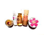 Beach Rose Skin Care Set . all natural beauty