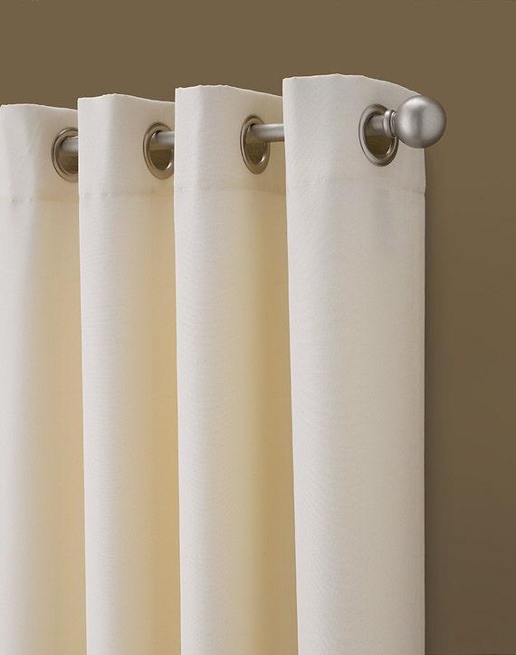 Add Tab Tops, Grommets, Pinch Pleats, Hooks or Belt Loop Back Tabs to your Window Panels