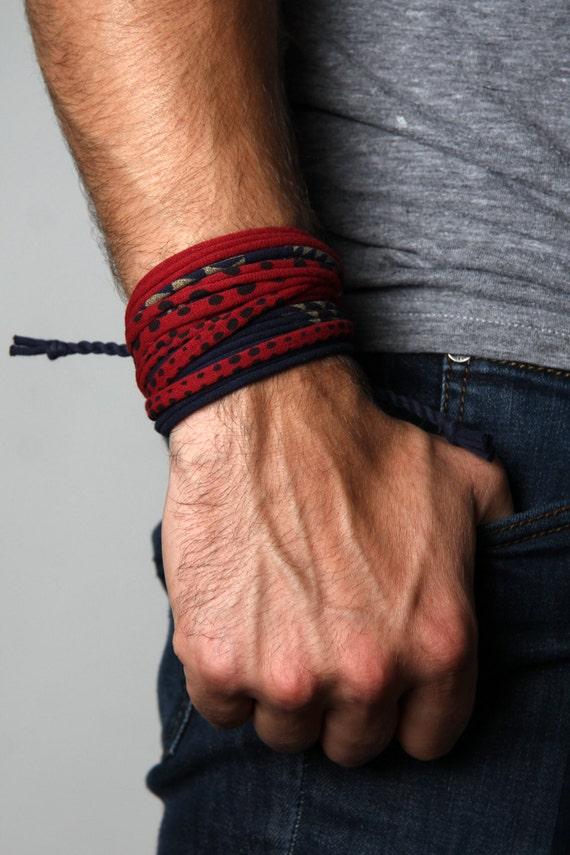 Bracelet, Mens Bracelet, Wrap Bracelet, Mens Jewelry, Boyfriend Gift,  Men Bracelet, Bracelet For Men, Bracelets For Men, Gift, For Him