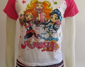 Kids shirt with Anime Print