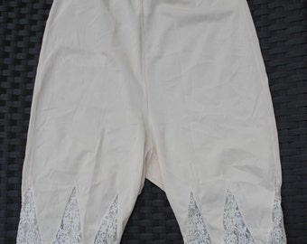 Vintage pettipants, bloomers, pantaloons, knickers, drawers