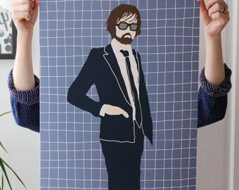 Jarvis // Pulp // Portrait // Jarvis Cocker // Bold