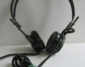 Vintage THE REX headphones by TRIMM Inc