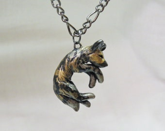 African Wild Dog Necklace