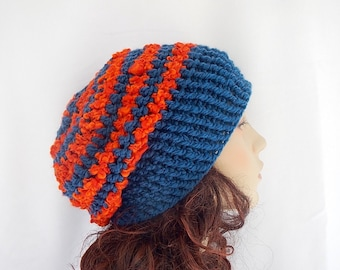 Tam/ beanie/ crochet hat/ colorful winter hats