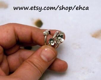 Handmade Cherry Blossom Flower Ring