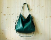 Leather bag, leather tote bag, women leather purse - Alice - made to order