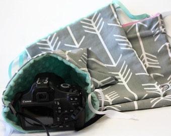 SALE DSLR camera Drop in Bag (Pouch)