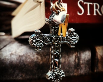 Christian bookmark-God loves you