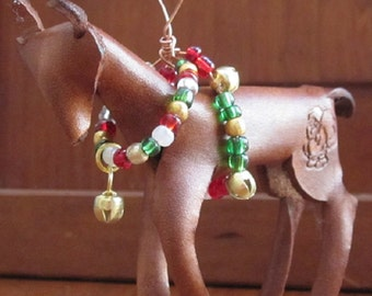 Christmas Reindeer Ornaments