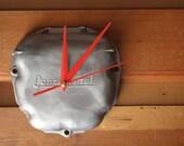 airplane engine clock - continental valve cover