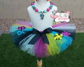 SALLY from Nightmare Before Christmas inspired-  baby/child Tutu Set:  Newborn-5T
