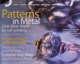 Art Jewelry Magazine March 2006