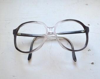 1970s NOS Plastic Eyeglasses Frames, Made in France